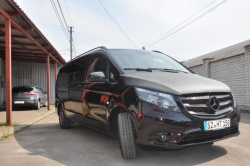 Mercedes Vito New AvtoDom